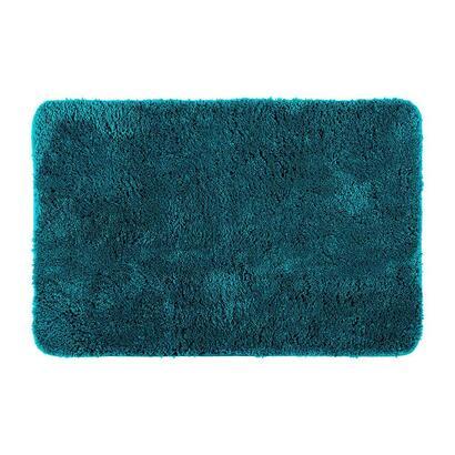 alfombra-de-bano-polyester-color-agua-marina-90x60cm