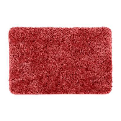 alfombra-de-bano-polyester-color-terra-cota-90x60cm