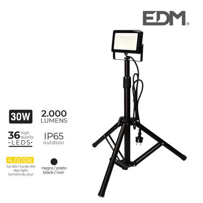 foco-proyector-led-con-tripode-30w-4000k-2000-lumens-edm