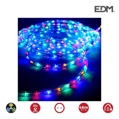 tubo-flexiled-led-2-vias-multifuncion-36ledsmts-multicolor-ip44-interior-exterior-edm-euromts