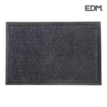 felpudo-60x40cm-liso-gris-oscuro-edm
