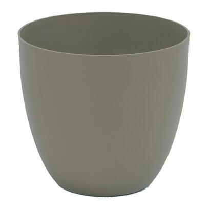 maceta-inyeccion-cuenco-o32cm-color-gris-topo