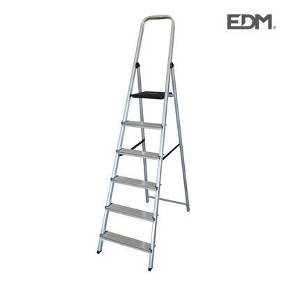 escalera-domestica-aluminio-6-peldanos-edm