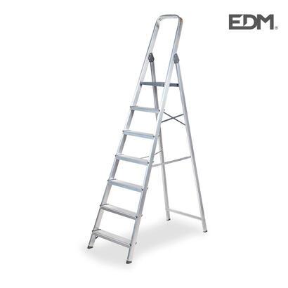 escalera-domestica-aluminio-7-peldanos-edm
