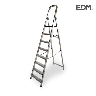 escalera-domestica-aluminio-8-peldanos-edm