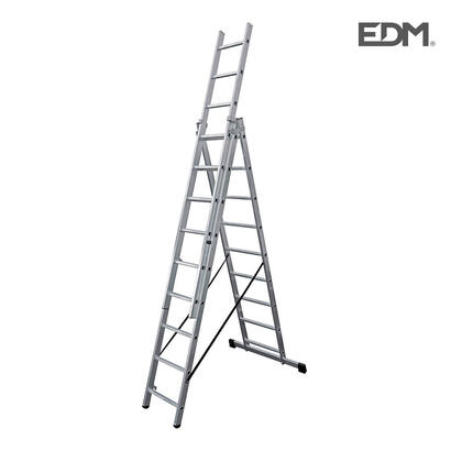 escalera-transformable-aluminio-3x9-peldanos-edm