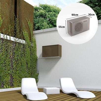 funda-sistema-aire-acondicionado-impermeable-color-marron-claro-90x30x55cm