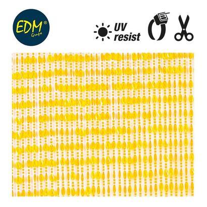 cortina-ovalos-amarillo-plastico-90x210cm-72-tiras-edm