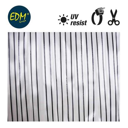 cortina-cinta-transparente-negro-90x210cm-32-tiras-edm