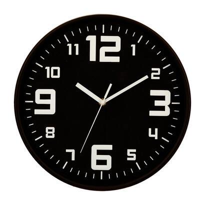 reloj-color-negro-o30cm