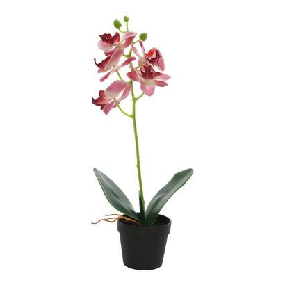 planta-artificial-orquidea-rosa