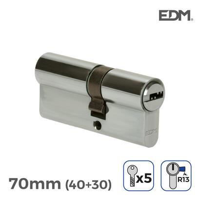 bombin-niquel-70mm-4030mm-leva-corta-r13-con-5-llaves-seguridad-incluidas-edm
