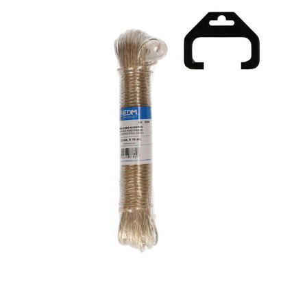 madeja-cable-acero-plastificado-15mts-oro