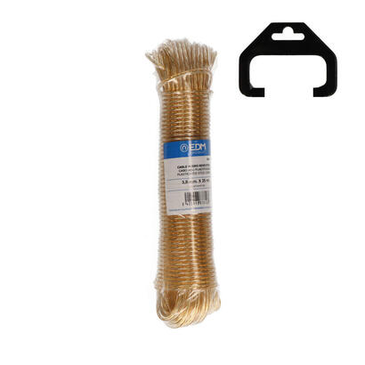 madeja-cable-acero-plastificado-25mts-oro