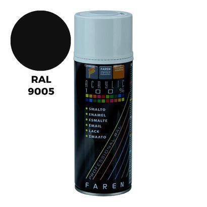 spray-ral-9005-negro-satinado-400ml