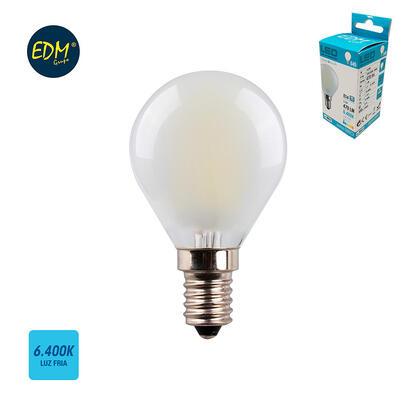bombilla-esferica-filamento-led-mate-e14-45w-470-lm-6400k-luz-fria-edm