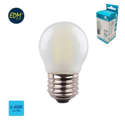 bombilla-esferica-filamento-led-mate-e27-45w-470-lm-6400k-luz-fria-edm