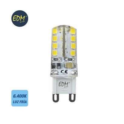 bombilla-g9-silicona-led-25w-200-lm-6400k-luz-fria-edm