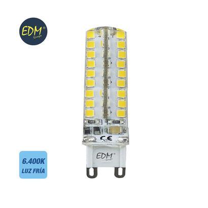 bombilla-g9-silicona-led-45w-300-lm-6400k-luz-fria-edm