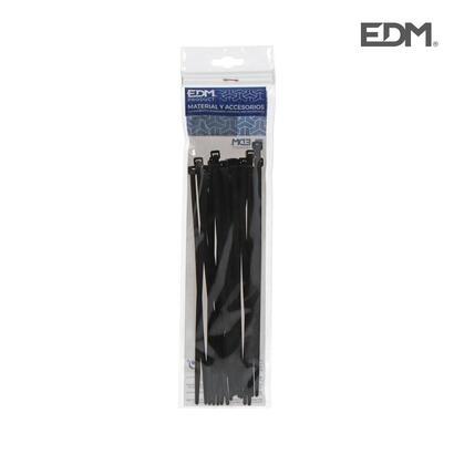 bridas-negras-150x35-envasadas-bolsa-25-unid-edm