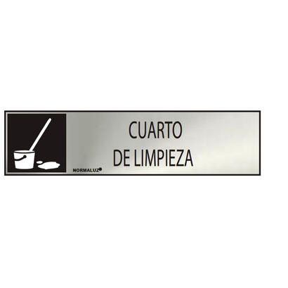 cartel-informativo-cuarto-de-limpieza-inox-adhesivo-08mm-5x20cm