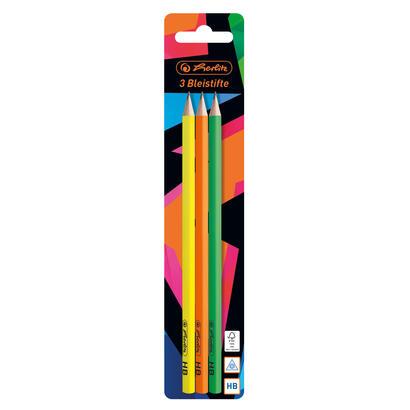 lapiz-herlitz-neon-art-3-piezas-blister