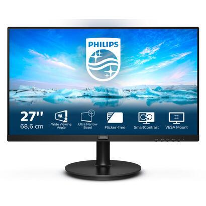 monitor-27-philips-v-line-271v8l00-lcd-1920x1080-169-4ms-10001-vgahdmi