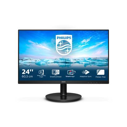 monitor-24-philips-v-line-242v8la00-920-x-1080-pixeles-full-hd-led-4-ms-negro