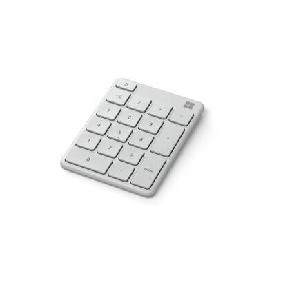 microsoft-teclado-numerico-inalambrico-blanco