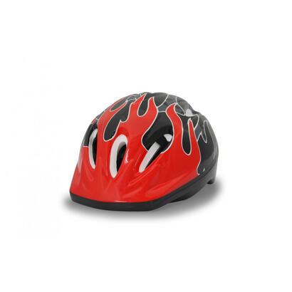 jamara-casco-de-bicicleta-para-ninos-m-rojo