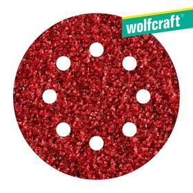 5-hojas-de-lijar-adhesivas-corindon-grano-40-perforadas-o125-mm-wolfcraft