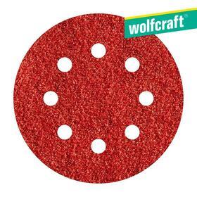 5-hojas-de-lijar-adhesivas-corindon-grano-120-perforadas-o125-mm-wolfcraft