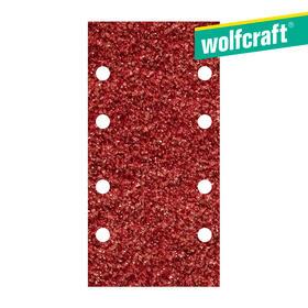 10-hojas-de-lijar-adhesivas-corindon-grano-80-perforadas-93x185mm-wolfcraft