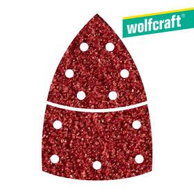 10-hojas-de-lijar-adhesivas-corindon-grano-60-perforadas-triangular-wolfcraft