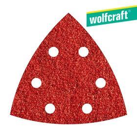 5-hojas-de-lijar-adhesivas-corindon-grano-120-perforadas-95mm-wolfcraft