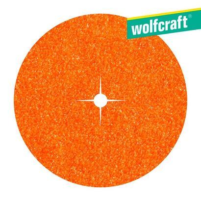 10-discos-de-papel-abrasivo-de-corindon-grano-80-o125-wolfcraft