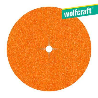 10-discos-de-papel-abrasivo-de-corindon-grano-120-o125-wolfcraft
