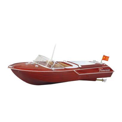 jamara-barco-teledirigido-venezia-aspecto-de-madera-40-mhz-jamara