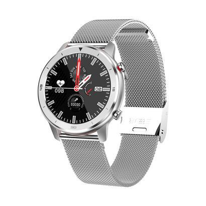 reloj-smartwatch-innjoo-voom-classic-cuantif-salud-plata