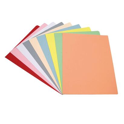 grafoplas-pack-50-subcarpetas-a4-cartulina-180g-verde-claro