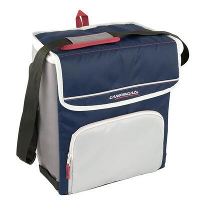 bolsa-frigorifica-campingaz-fold-n-cool-20l-azul-marino-blanco-gris