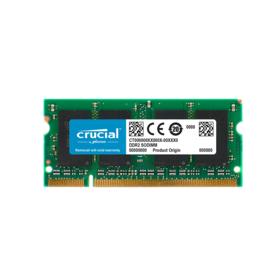 memoria-crucial-sodimm-ddr-ii-2gb-pc-800-cl6