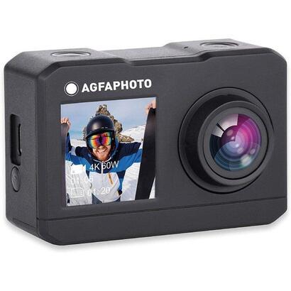 camara-digital-deportiva-agfaphoto-ac7000-4k-16mp-angulo-de-vision-170-gris