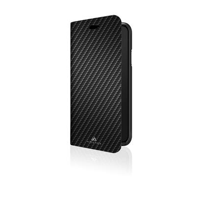 black-rock-funda-apple-iphone-xs-max-flex-carbon-booklet-negra
