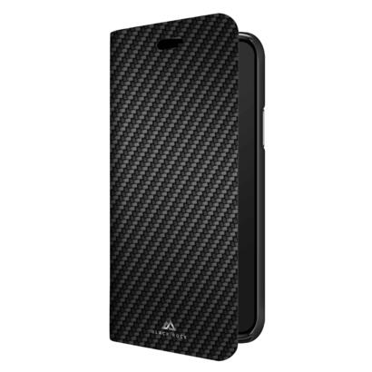 black-rock-funda-apple-iphone-11-flex-carbon-booklet-negra