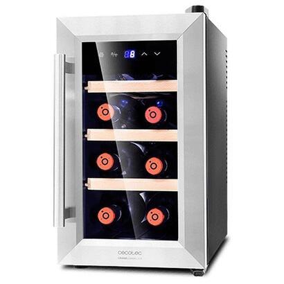 vinoteca-cecotec-grand-sommelier-800-coolwood-8-botellas