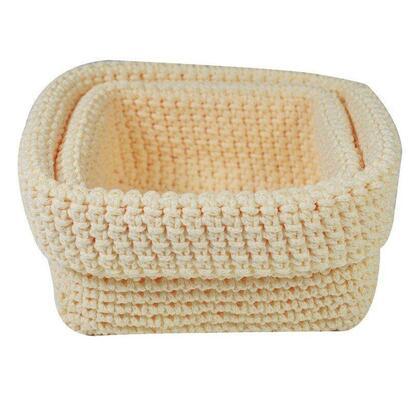 set-2-cestas-de-crochet-jocca-4675c-crema