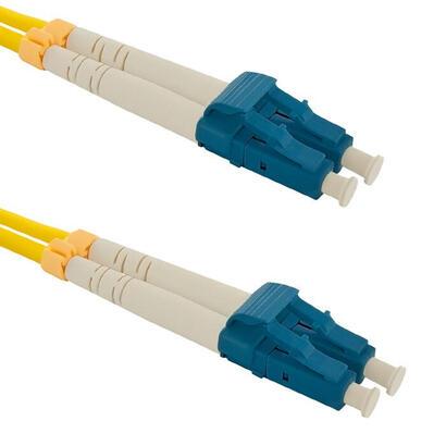 qoltec-54015-cable-de-fibra-optica-2-m-lszh-lcupc-amarillo
