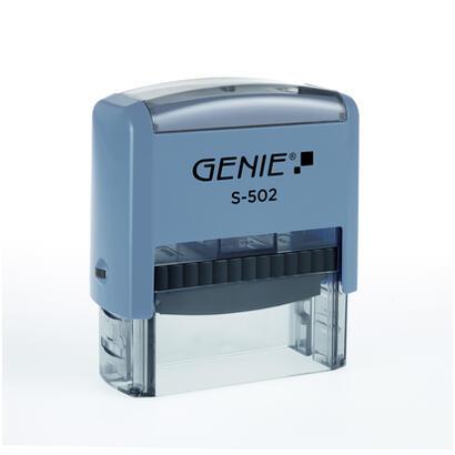 genie-s-502-automatico-sello-personalizado-de-plastico