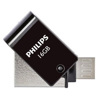 philips-2-en-1-negro-16gb-otg-microusb-usb-20